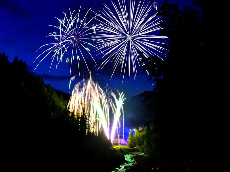 Euro Distribution Haute Savoie - spectacles son et lumière - feux d'artifice professionnel